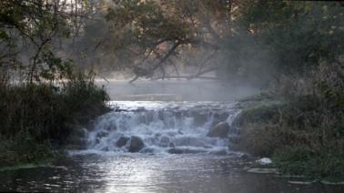 Steamy Falls