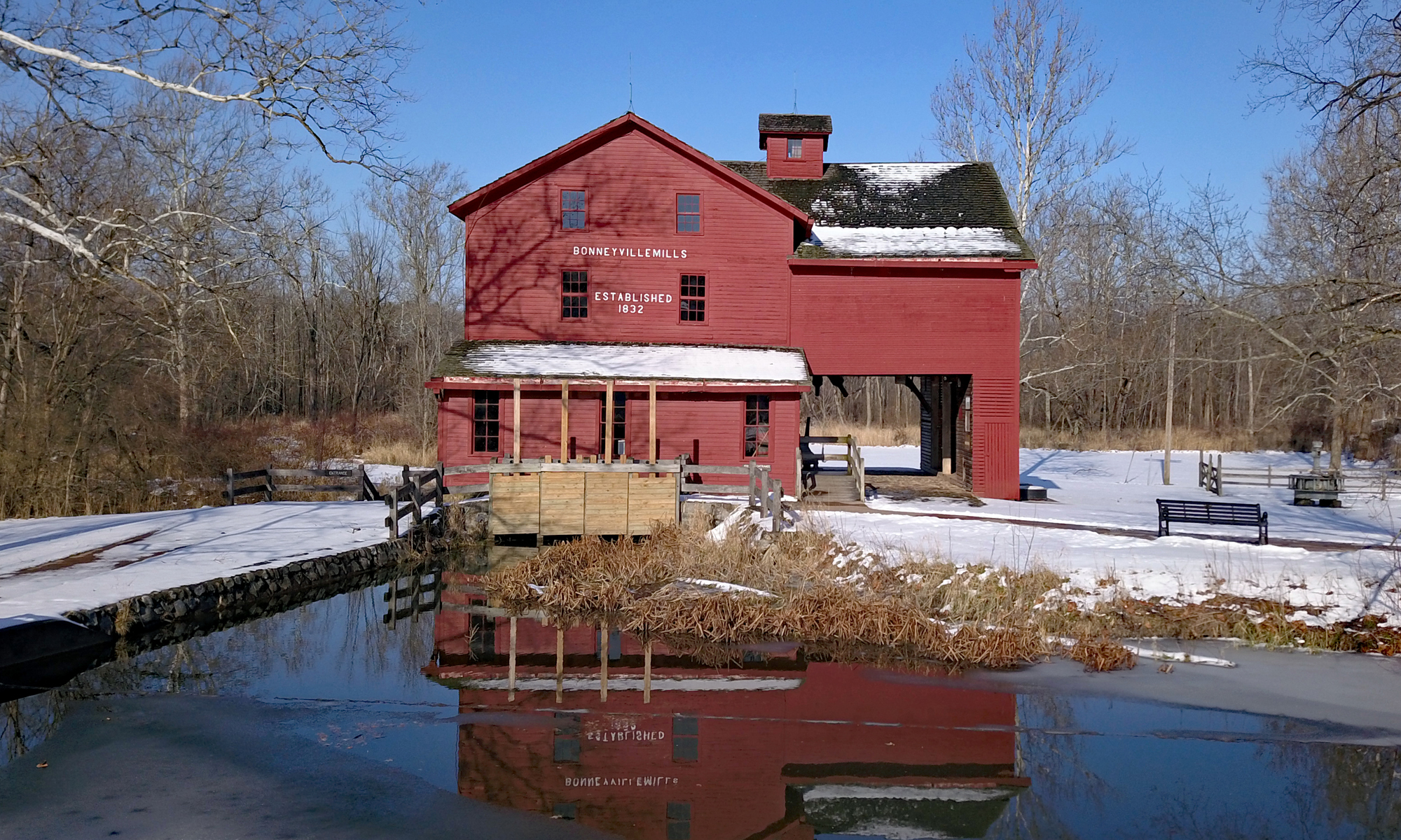 Bonneyville Mill